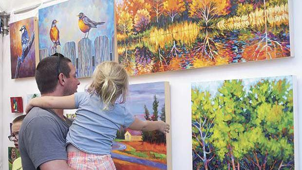 Art at every river bend: 'Take Me to the River' highlights vibrant local arts scene