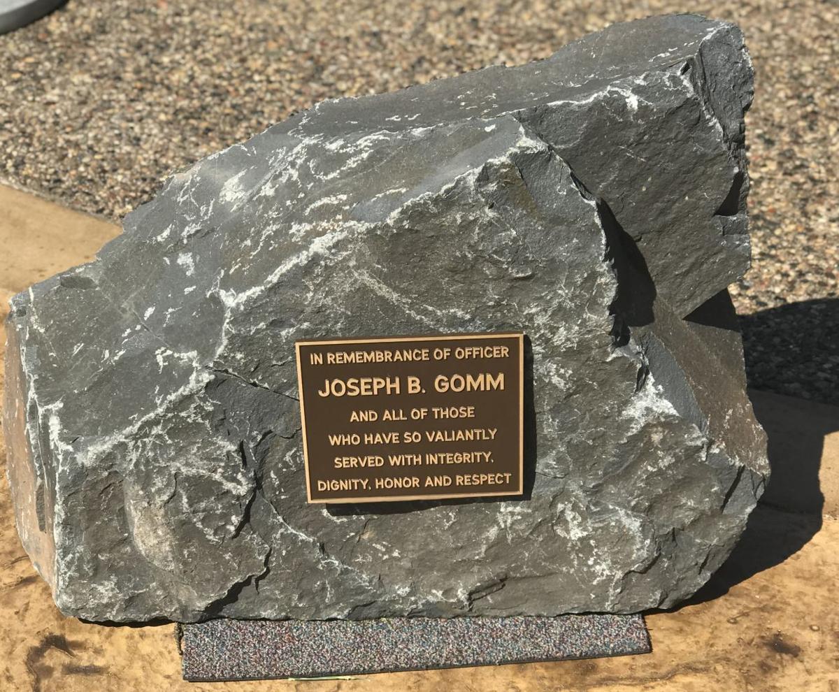 JG memorial