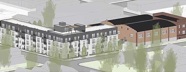 Downtown White Bear Lake development project draws neighborhood ire
