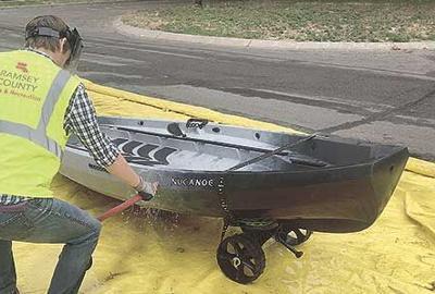All hands on deck for aquatic invasive species control