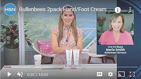 Skin care entrepreneur nabs slot on Home Shopping Network