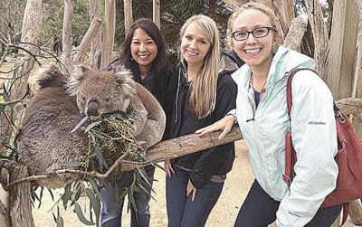 Local nursing student back from Australian Outback