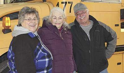 3 Area Bus Drivers Have Over Century Of Experience News