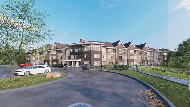 Rosemary Apartments moves forward