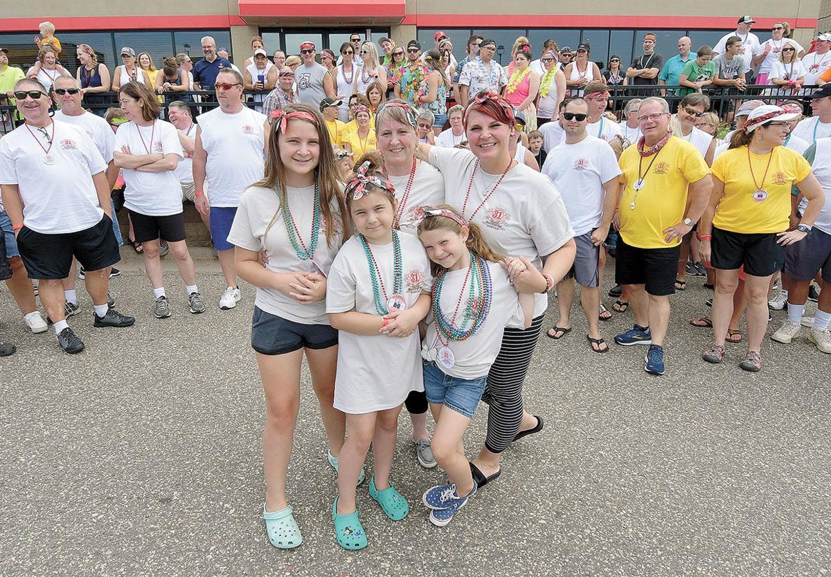 Annual Tour de Bar benefit ride rolls toward record