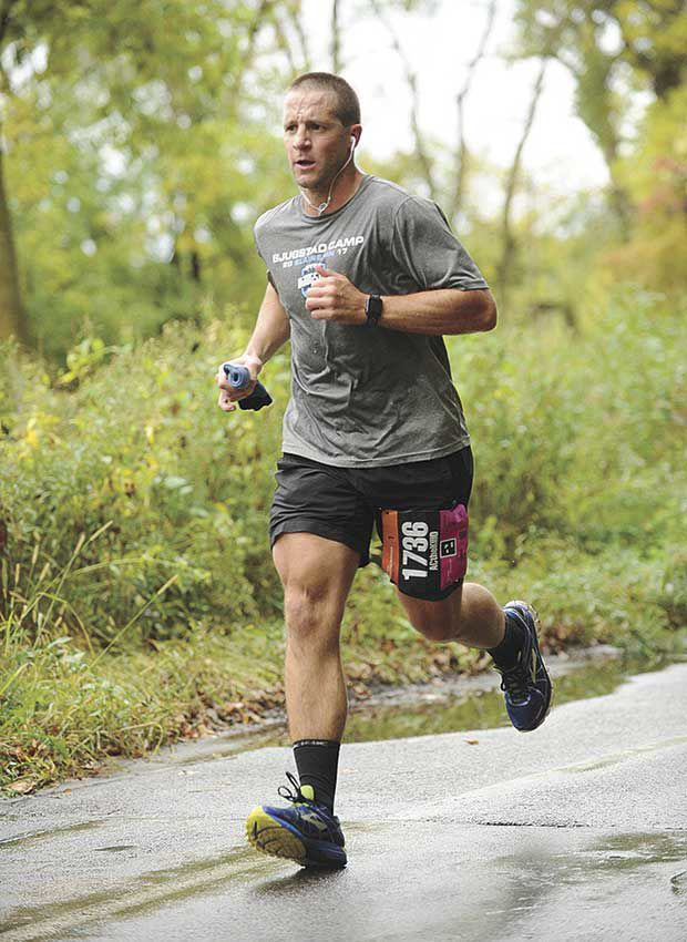 Marathon in memory of lost brother-in-law