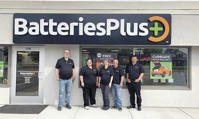 Batteries Plus opens new location in Forest Lake