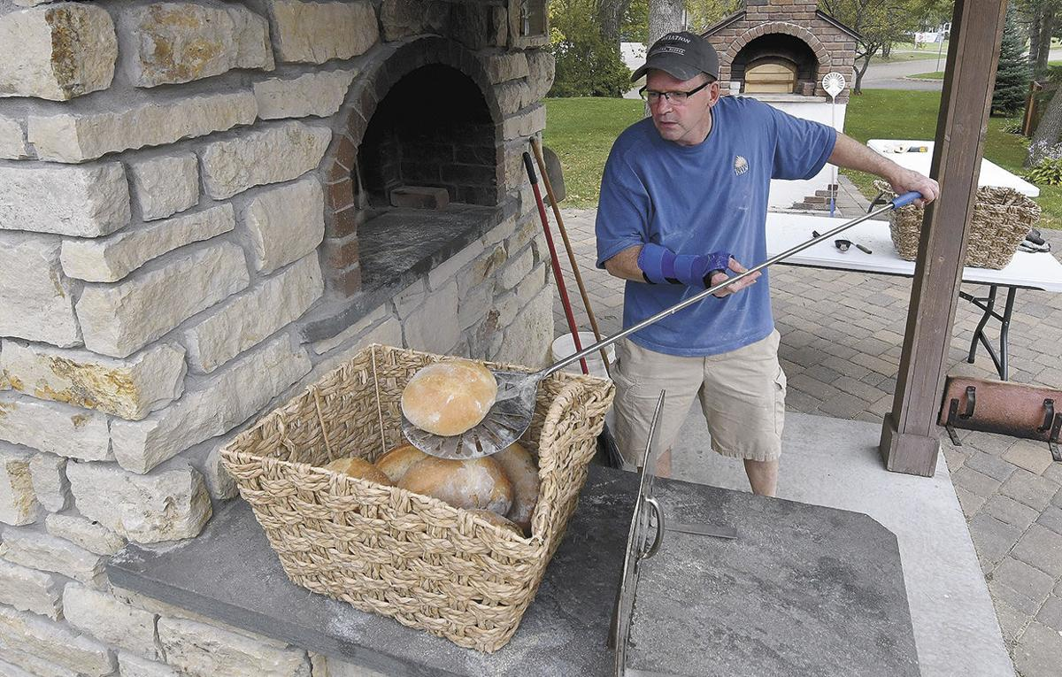 Filling the bread basket for hurricane relief