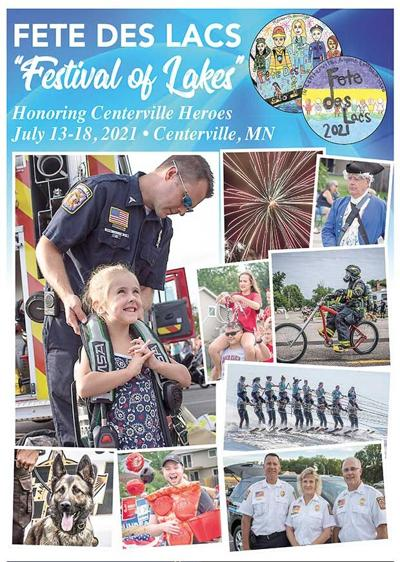 30th annual Fȇte des Lacs boasts 'Honoring Centerville Heroes' theme