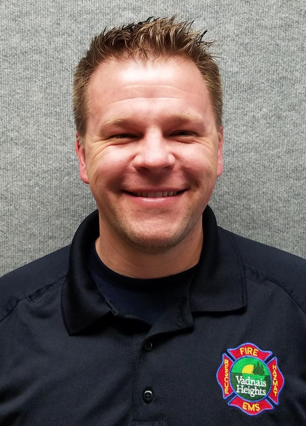 Vadnais Heights firefighter