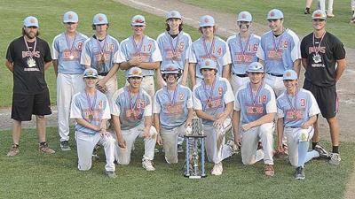 White Bear VFW team wins 16-team tournament
