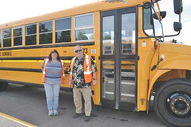 Help wanted: School bus drivers