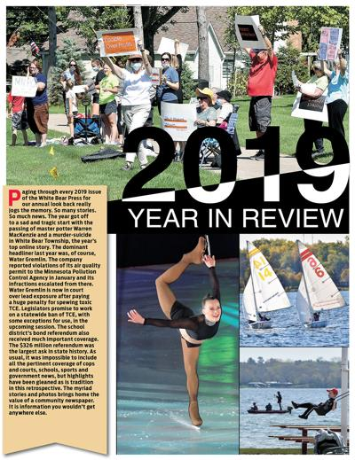 White Bear Press: 2019 Year in Review