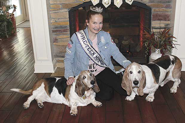 Local pre-teen finds a purpose through pageant