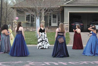 In-person prom, graduation feels like a small victory for class of 2021