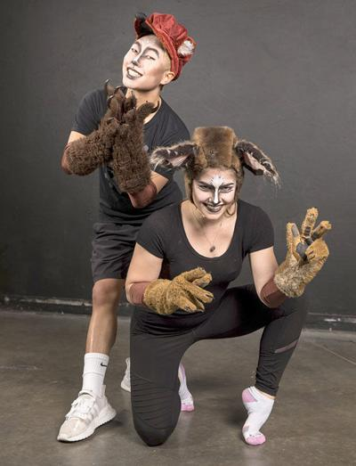 Fairy-tale ending for circus performer