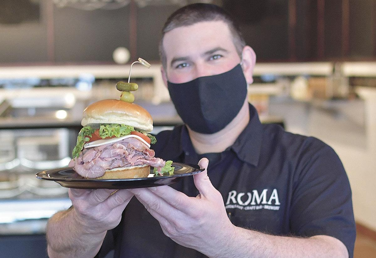 Roma Restaurant opens specialty meat market