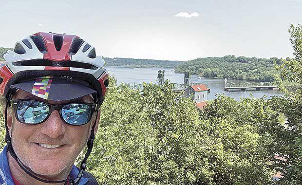 Every single street: Cyclist bikes every public road in Washington County