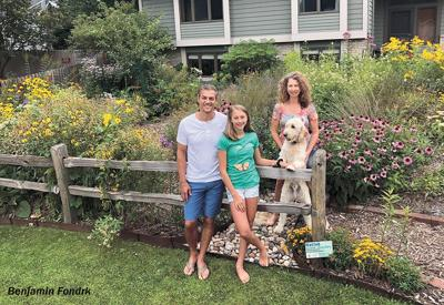 Birds, butterflies, fireflies: Transformed yard attracts wildlife