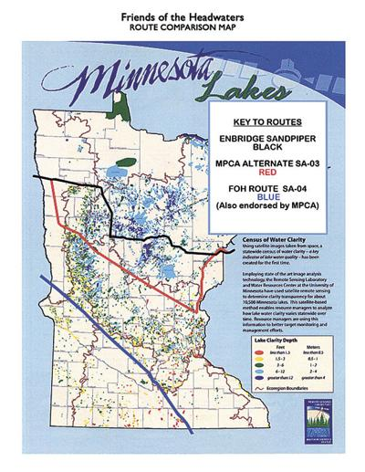 Annual river meeting discusses dangers of oil pipeline to St
