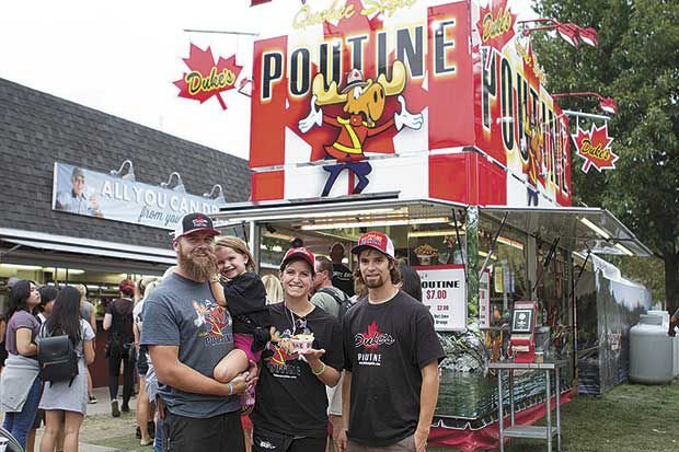 Duke's Poutine: A family concession stand