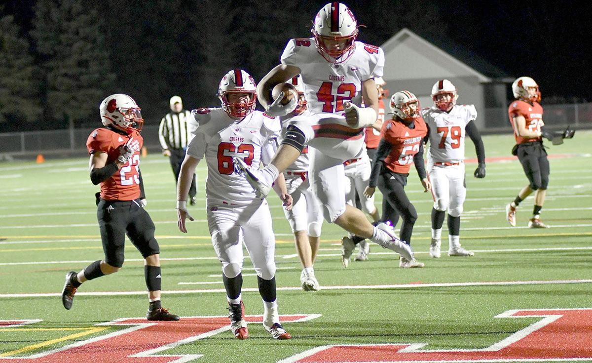 Football: Cougars close with conquest of Stillwater, 27-13