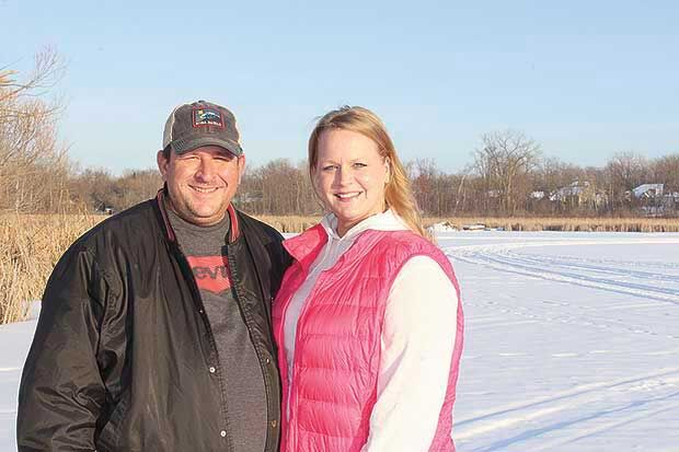 Local couple rebrands boat rental business on Bald Eagle Lake