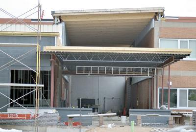 School construction projects progressing