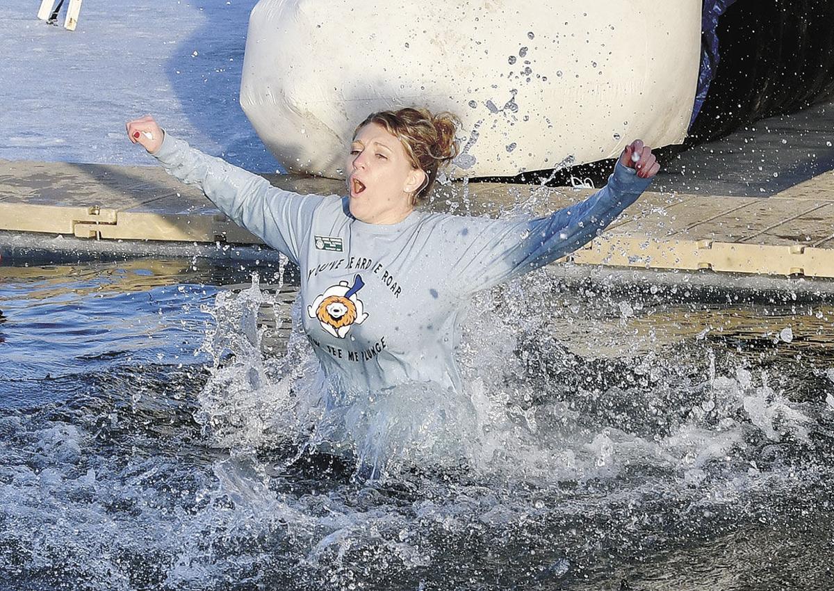 Delayed Polar Plunge season begins with a splash