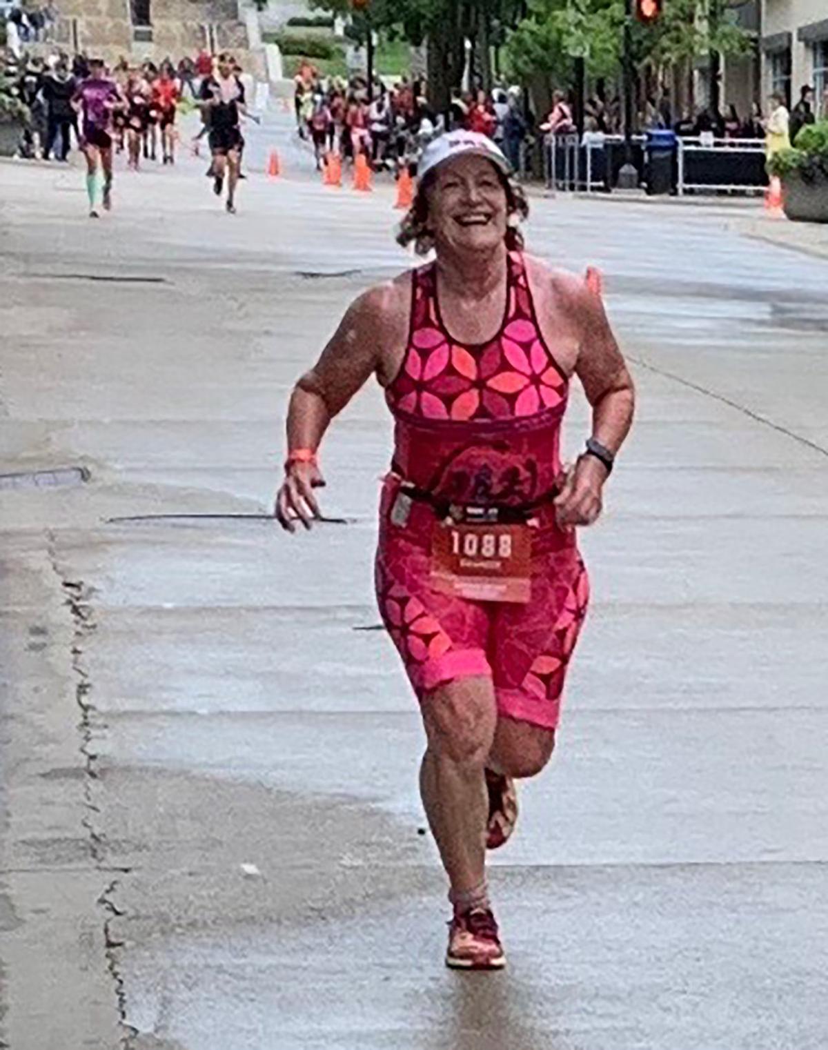 Rhiannon running