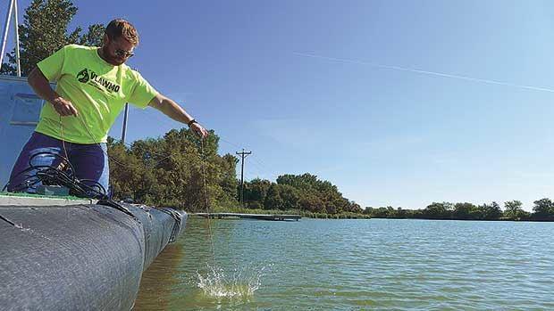 Goose Lake boating ban postponed to 2020