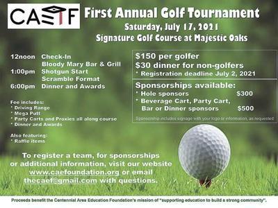 New golf tournament 'just the beginning'