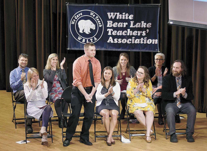 White Bear Teacher of the Year has