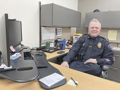 New police chief looks to partner with community