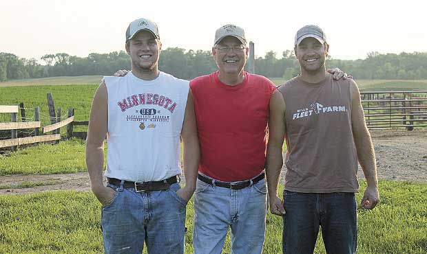Breakfast on the Farm: Learn about life with Hugo family