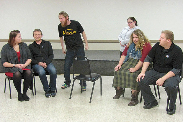 Masquers winter show captures the chaos of romance