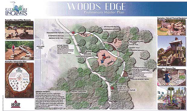 Lino Lakes checks off 2 more park projects