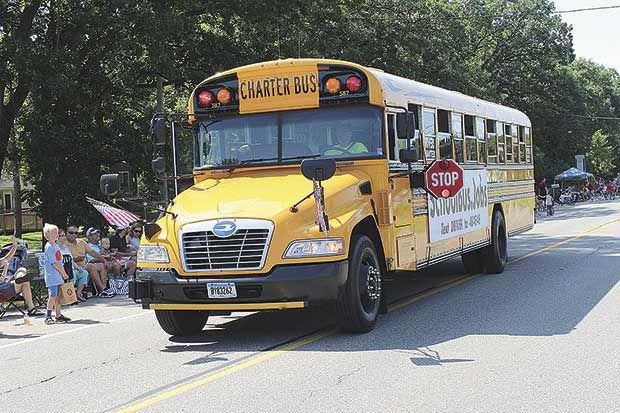 Area school bus companies always in need of drivers