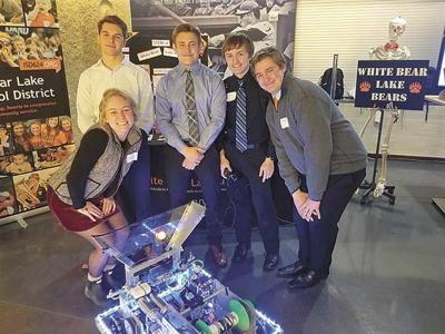 District receives STEM grant at inaugural student competition