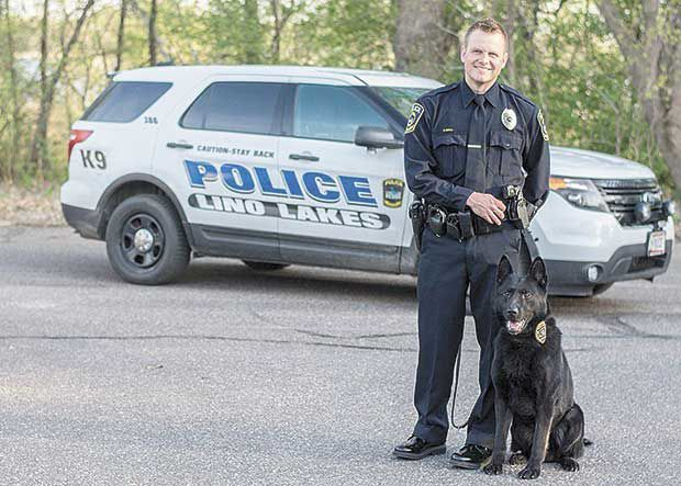 Lino K-9 retires on 'Justice Day'