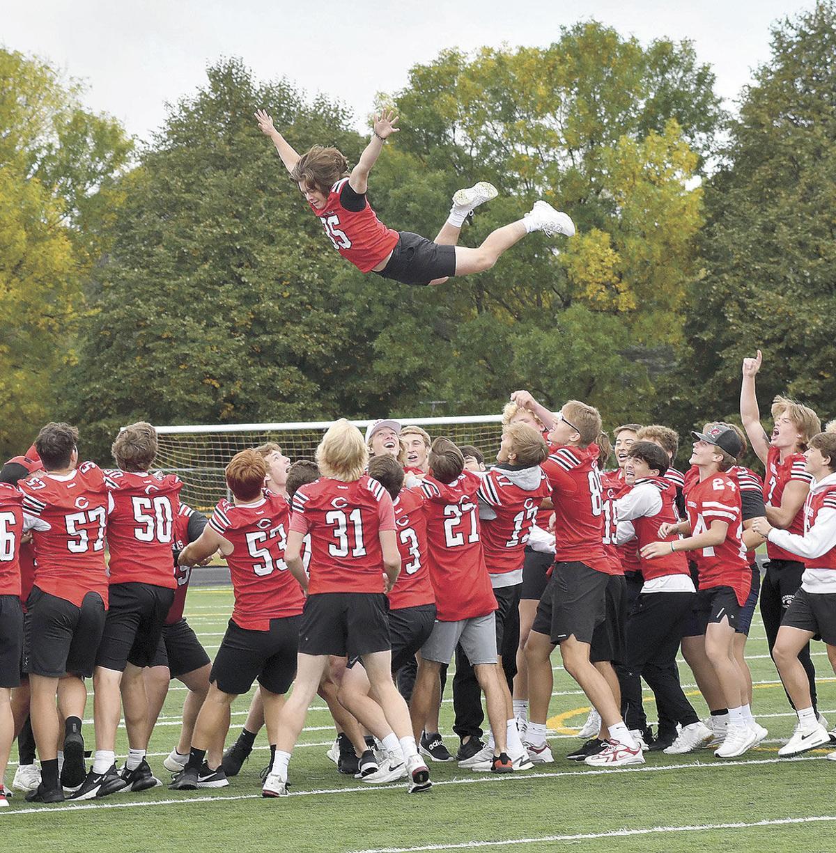 Centennial High School celebrates homecoming week