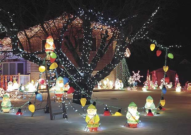 Centennial grad sheds light on holiday traditions