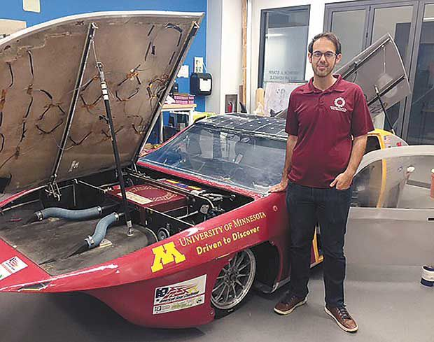 Solar race team going down under: Adelaide or bust