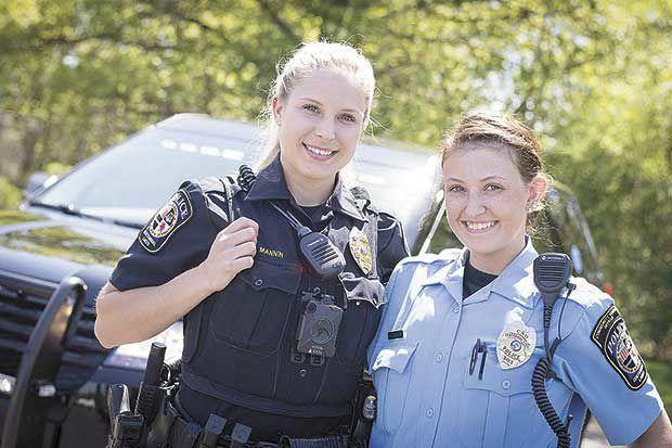 female police officers statistics 2017