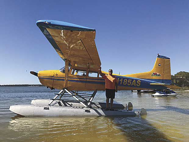 Surfside Seaplanes offers locals a chance to fly | News
