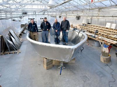 Barhan Boat Works: Built by fishermen for fishermen
