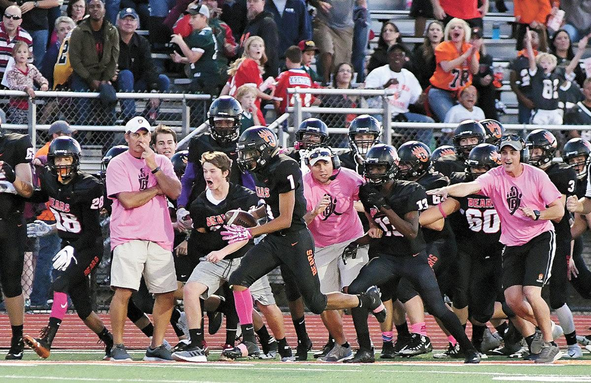 Football: Look who's 2-0 — Bears pick up another win, 24-14 over Osseo
