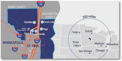 Land, resources available in Minnesota Technology Corridor