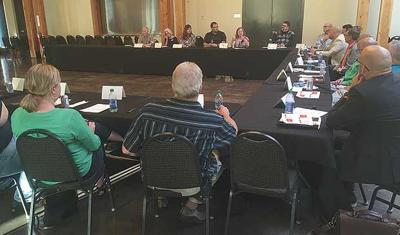 School board, city councils launch annual meetings; bond first topic