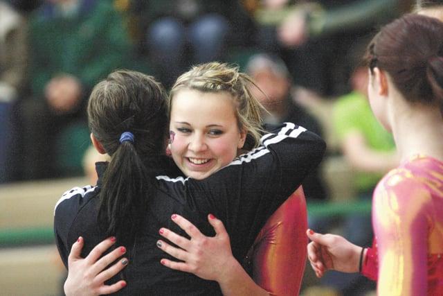 granite city gymnastics meet